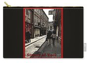 Streets Of York Carry-all Pouch