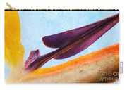 Strelitzia Abstract Carry-all Pouch