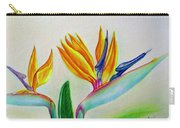 Strelitzia - Together Carry-all Pouch