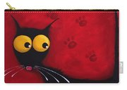 Stressie Cat Carry-all Pouch