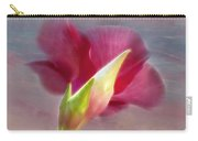 Striking Hibiscus Flower Carry-all Pouch