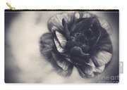 Striking In Black And White Carry-all Pouch