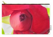 Striking Red Carry-all Pouch