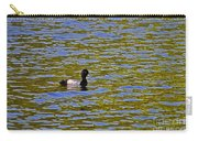 Striking Scaup Carry-all Pouch