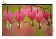 String Of Hearts Carry-all Pouch