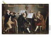 String Quartet Carry-all Pouch