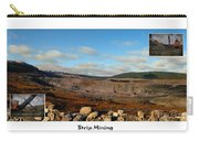 Strip Mining - Environment - Panorama - Labrador Carry-all Pouch