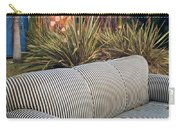 Striped Couch II Carry-all Pouch