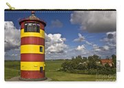 Striped Lighthouse Carry-all Pouch