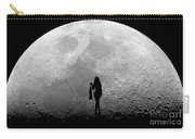 Stripper On The Moon Carry-all Pouch