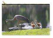 Stroll By The Pond Carry-all Pouch