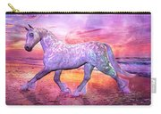 Strolling In Paradise Carry-all Pouch by Betsy Knapp