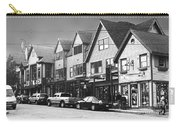 Strolling The Streets Of Bar Harbor Carry-all Pouch