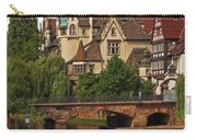 Strolling Through Strasbourg Carry-all Pouch