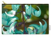 Strongylodon Macrobotrys - Blue Jade Vine - Hawaii  Carry-all Pouch