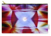 Structural Binary Reflection Carry-all Pouch