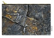 Structural Stone Surface Carry-all Pouch by Heiko Koehrer-Wagner