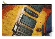 Strummed Carry-all Pouch