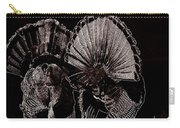 Strutters Carry-all Pouch by Todd Hostetter