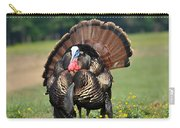 Strutting Gobbler Carry-all Pouch