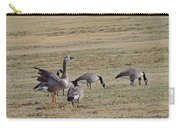 Strutting His Stuff Carry-all Pouch