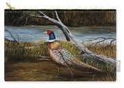 Strutting Pheasant Carry-all Pouch