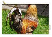 Strutting Rooster Carry-all Pouch