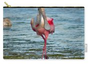 Strutting Spoonbill Carry-all Pouch