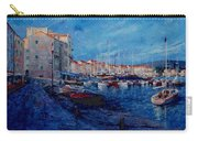 St.tropez  - Port -   France Carry-all Pouch by Miroslav Stojkovic - Miro