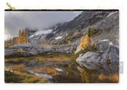 Stuart Range Soaring Fall Skies Carry-all Pouch