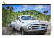 Studebaker Goes To The Beach Carry-all Pouch