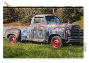 Studebaker Transtar Truck In Wv  Carry-all Pouch