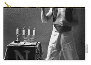 Student Works As Fire-eater Carry-all Pouch