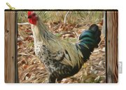 Studio Window Rooster Carry-all Pouch