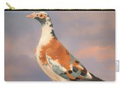 Study Of A Carrier Pigeon Carry-all Pouch