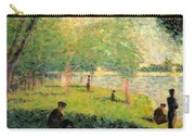 Study On La Grande Jatte Carry-all Pouch
