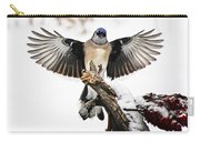 Stumped  Bluejay Carry-all Pouch