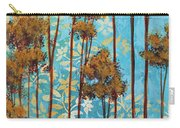 Stunning Abstract Landscape Elegant Trees Floating Dreams II By Megan Duncanson Carry-all Pouch