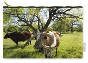 Stunning Texas Longhorns Carry-all Pouch