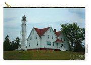 Sturgeon Bay Coast Guard Lighthouse Carry-all Pouch