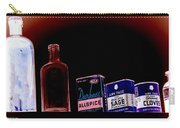 Sturgeon Point Lighthouse Medical Cabinet Carry-all Pouch
