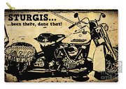 Sturgis Been There Done That Carry-all Pouch