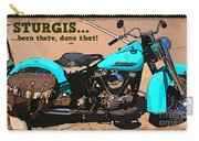Sturgis Motorcycle Rally Carry-all Pouch