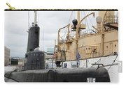 Submarine 319 On Delaware River  Carry-all Pouch