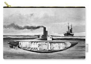 Submarine 'holland,' 1898 Carry-all Pouch