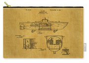 Submarine Patent 5 Carry-all Pouch