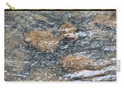 Submerged Stone Abstract Carry-all Pouch