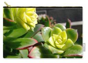 Succulent Bloom Carry-all Pouch