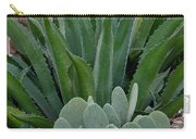 Succulent Greens Carry-all Pouch