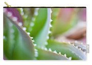 Succulent Swirls Carry-all Pouch